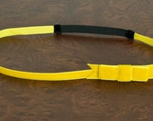 RESERVED - SALE 40% OFF Colonel Mustard Headband
