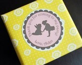 Personalized Party Stickers - 2 inch round