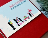 Holiday Gift Labels - Set of 24