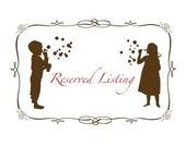 Reserved listing for maximus10