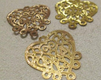 5 sets Laser Etched Earring Components