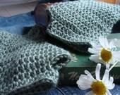 Crochet PATTERN - Simplicity Wristwarmers  in PDF Format by Bella McBride