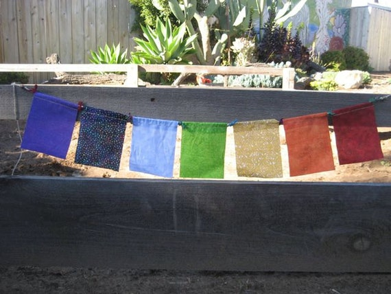 Chakra Flags