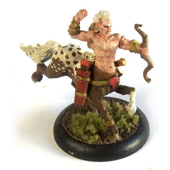 Appaloosa Centaur Archer