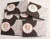 Pig Gift Card Holders or Business Card Holders