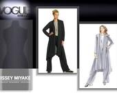 Vogue 1022 Issey Miyake Designer Original Pattern 16-26