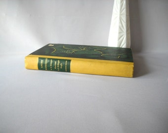 Vintage Book Green Mansions W H Hudson 1944 Edition