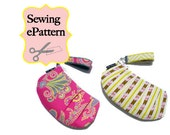 Sew Spoiled Wristlet PDF Sewing Pattern