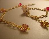 Golden Bracelet--Gold--HOLD FOR ABBY352