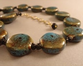 Azul Necklace--HOLD FOR ABBY352