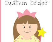 Custom Order for 5blondie