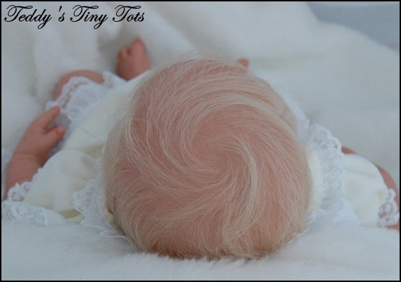 Reborn Baby Doll Hair Rooting Tutorial Instructions Pdf