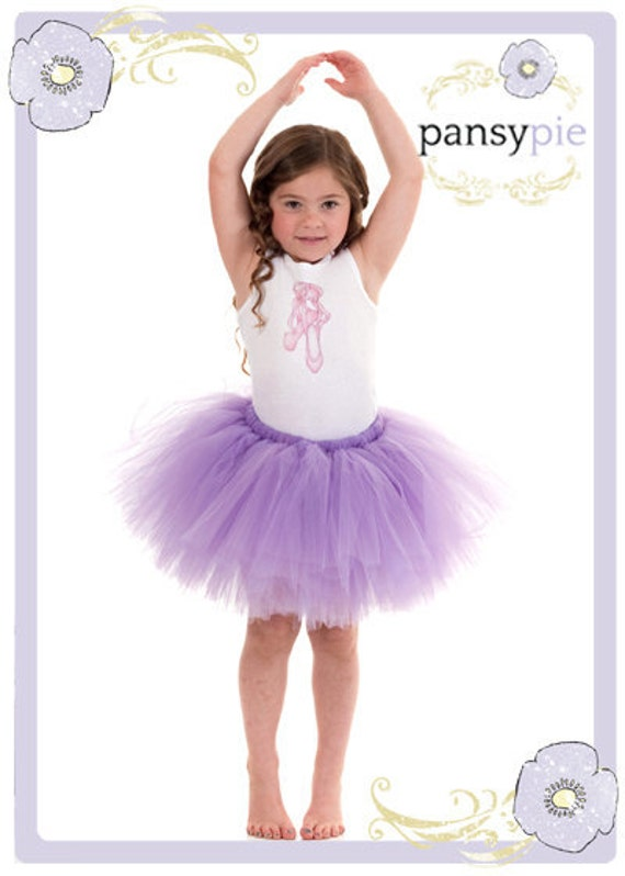 Baby Girl Tutu Outfits Purple