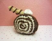 Crochet cake amigurumi. SALE
