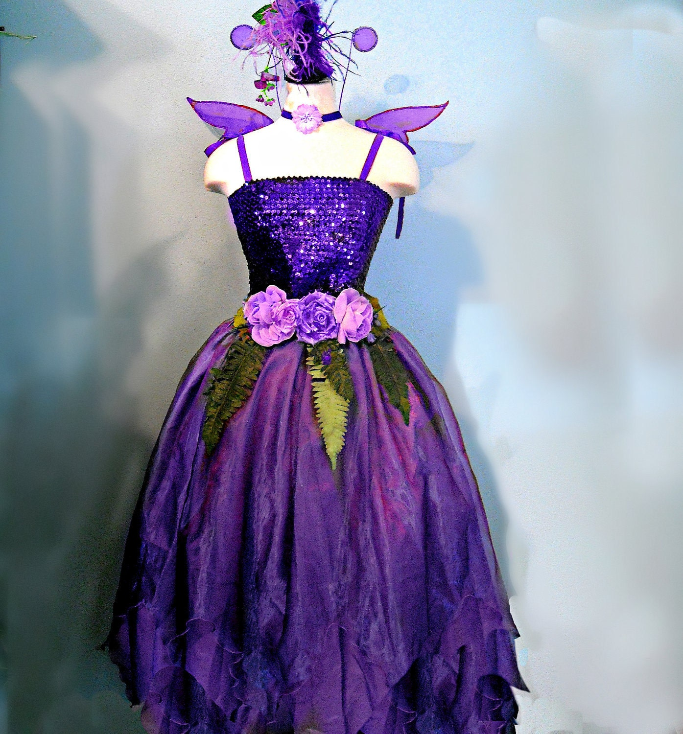 Adult Sugar Plum Fairy Costume 17