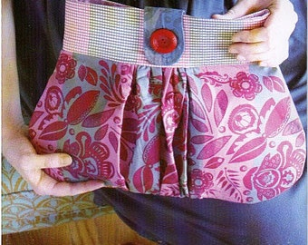 Anna Maria Ruthie Clutch Sewing Pattern Purse
