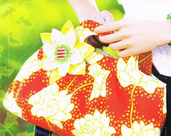 Heather Bailey Marlo Bloom Handbag Sewing Pattern