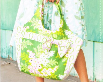 Heather Bailey Saturday Market Bag Sewing Pattern CLEARANCE PRICED