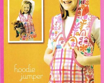 Hoodie Jumper Sewing Pattern