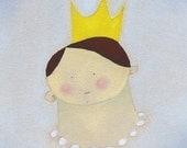 Queen ( II ) - MINI PRINT