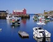 Motif Number 1 - 7x5 photo - Rockport Massachusetts