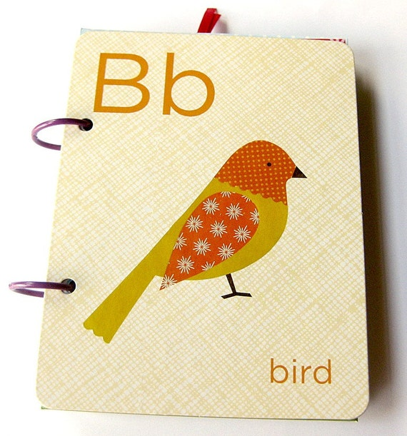 B is for Bird Envelope Art Journal Kit