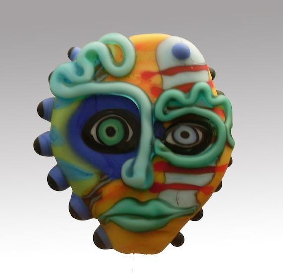 Aardvark's PINE SOL MAMA Mask Bead