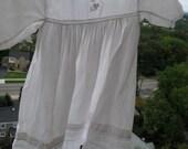Vintage Infant Christening Gown