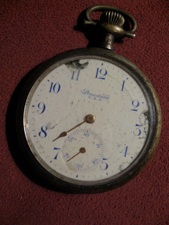 Antique Standard USA Pocket Watch