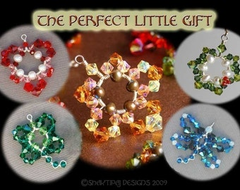 The Perfect Little Gift Earring - Instant Download Wire Jewelry Tutorial Instruction PDF