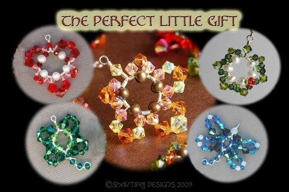 The Perfect Little Gift Earring Tutorial