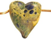 Organic Heart - Etched