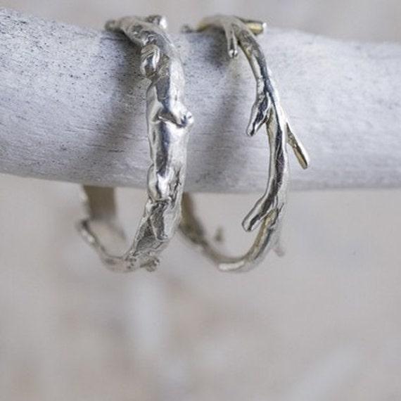 Oak Branch Ring