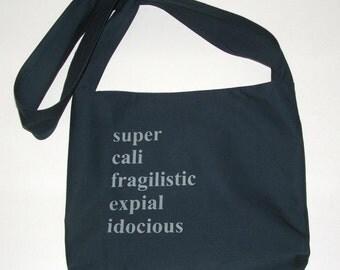 Mary Poppins Messenger Crossbody  bag