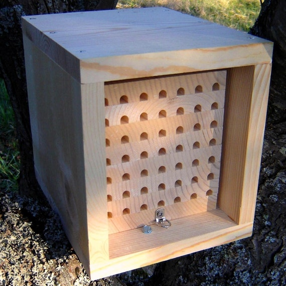 Mason Bee Nest Orchard Bee Stacked Tray System by ...