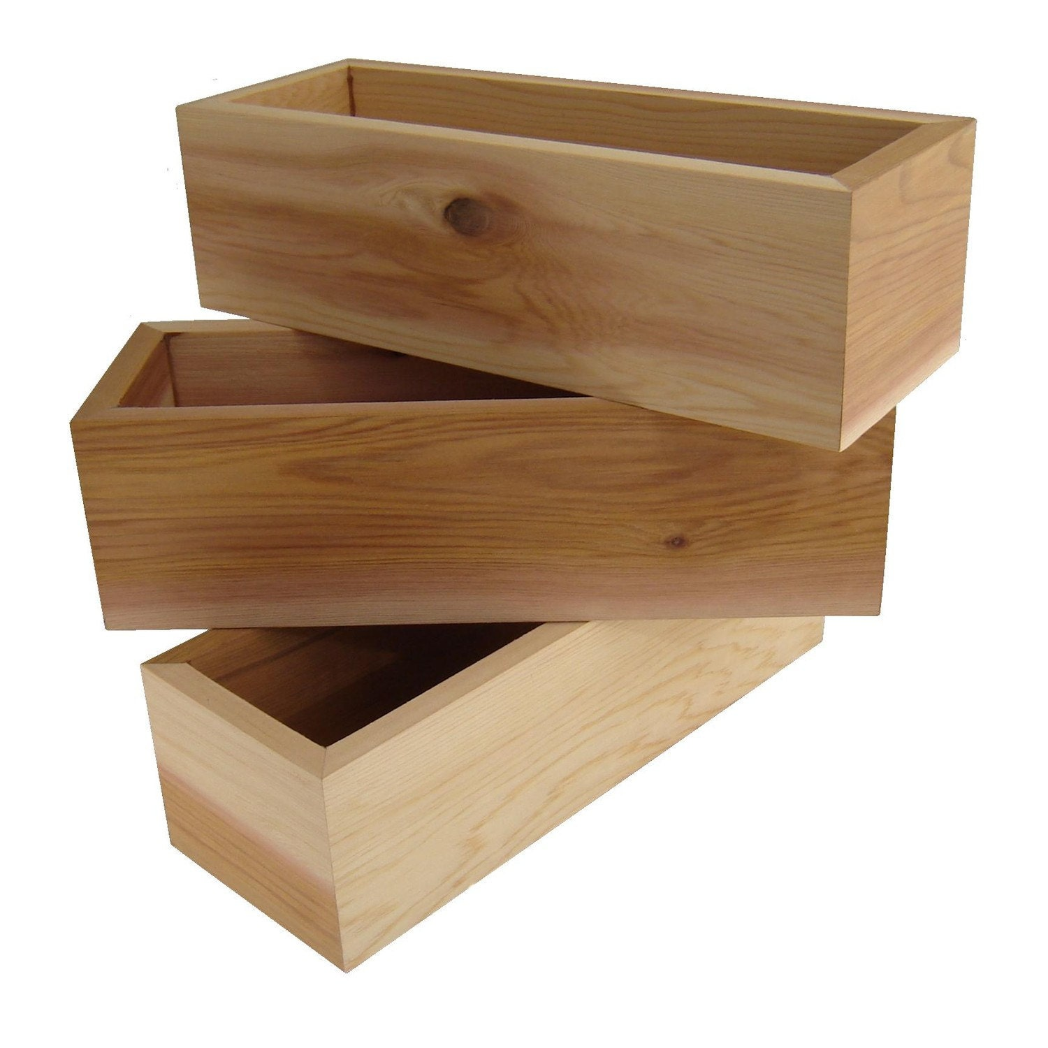 Herb Gardening Planter Boxes Recycled Cedar By