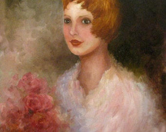 RED HEADED FLAPPER