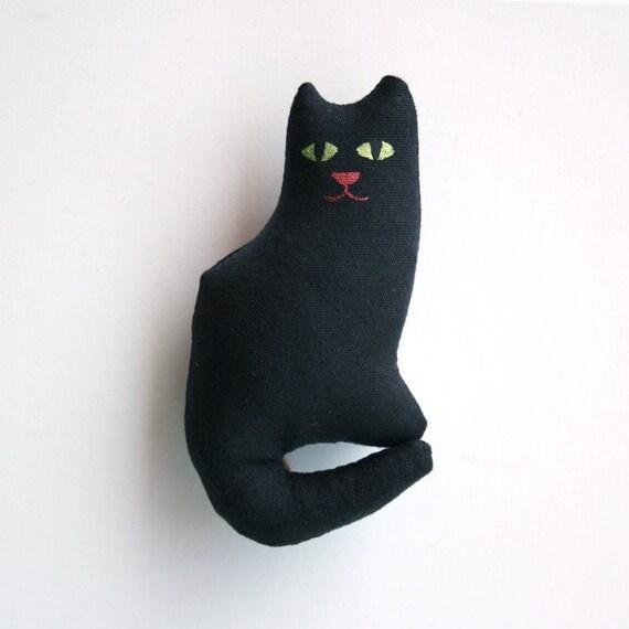 pin 3d black cat - photo #15