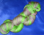 Parsel Tongue, Hand-Painted Superwash Merino Sock Yarn