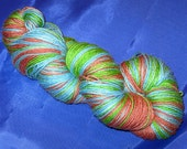 Raven-Slyth, Hand-Painted Superwash Merino Sock Yarn