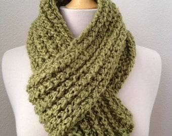 Green Apple Scarf...