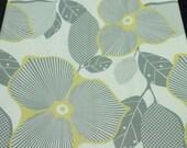 Reusable Amy Butler Optic Blossom Fabric Grocery bag