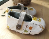 Eco Toes for Toddlers. Small Friends.