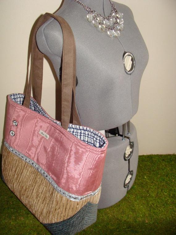 Cinderella extra large Maris Rae tote handbag shoulder bag diaper bag