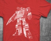 Soundwave T-shirt Mens t-shirt Decepticon Softstyle shirt
