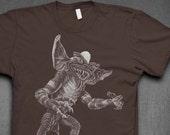 Gremlins Stripe Mens Tshirt