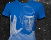 Mr. Spock Vulcan Salute T-Shirt