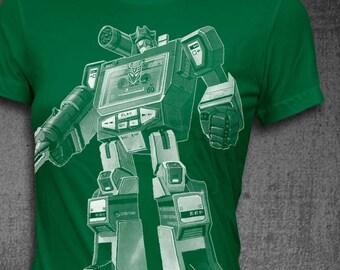 Soundwave T-shirt Womens Tshirt Softstyle