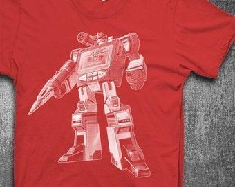 Soundwave T-shirt Mens t-shirt Decepticon Softstyle shirt