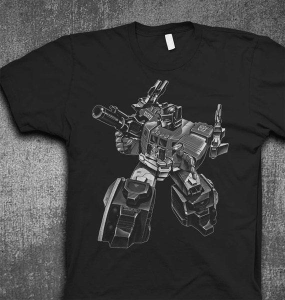 Autobot T-shirt Optimus Prime T-Shirt Mens t-shirt